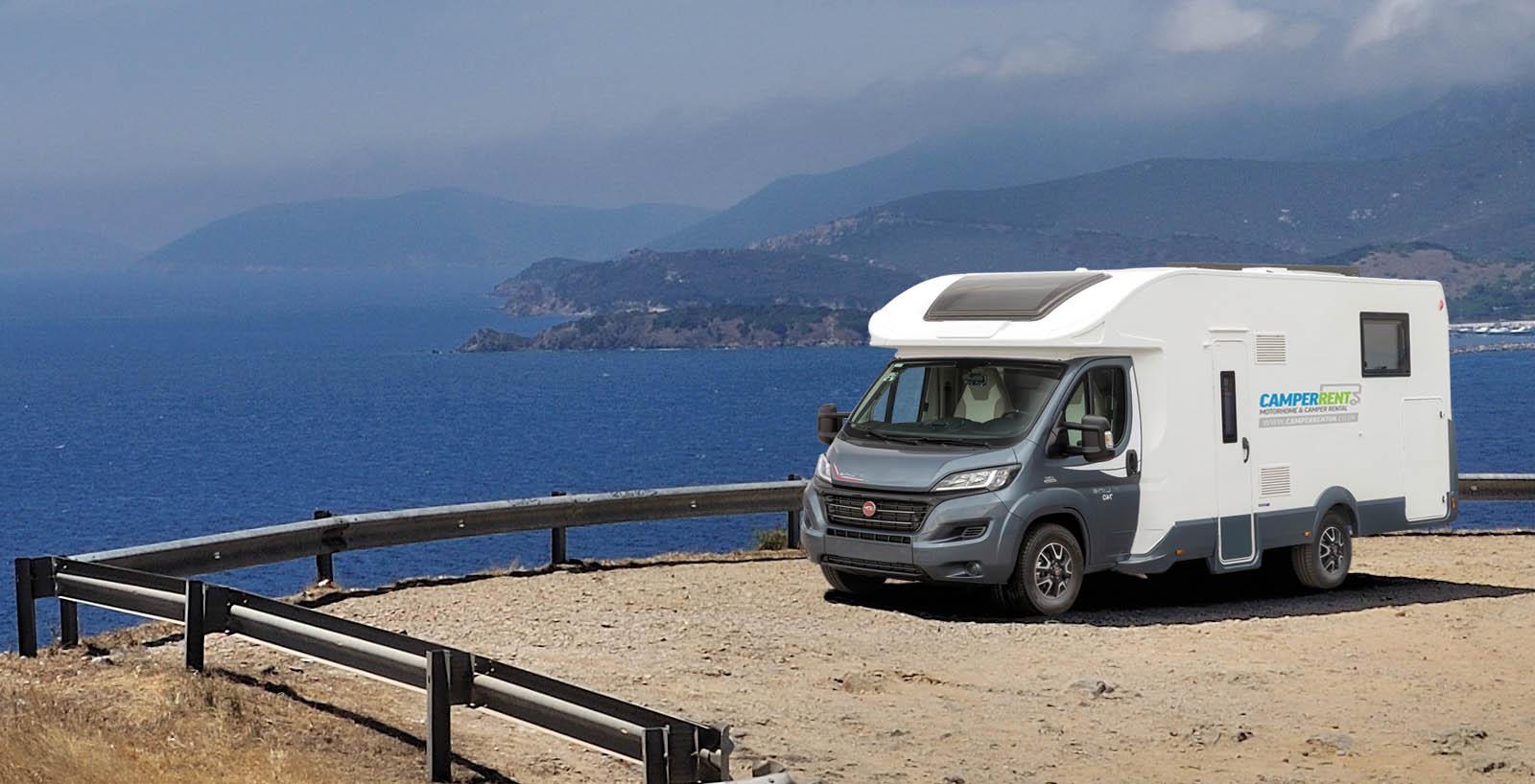 Motorhome & Camper Rental Hire