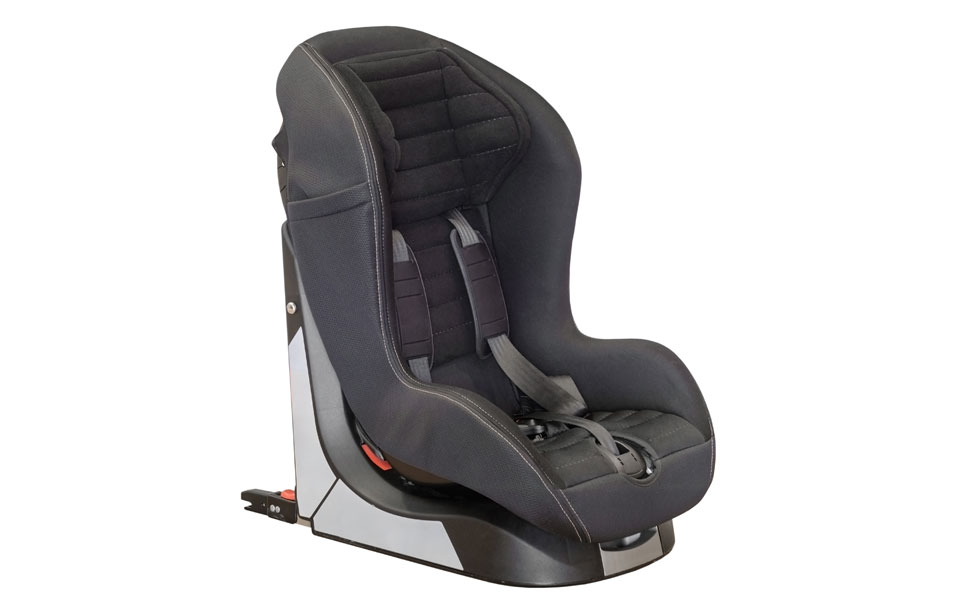 Child Booster Seat for Motorhome Hire